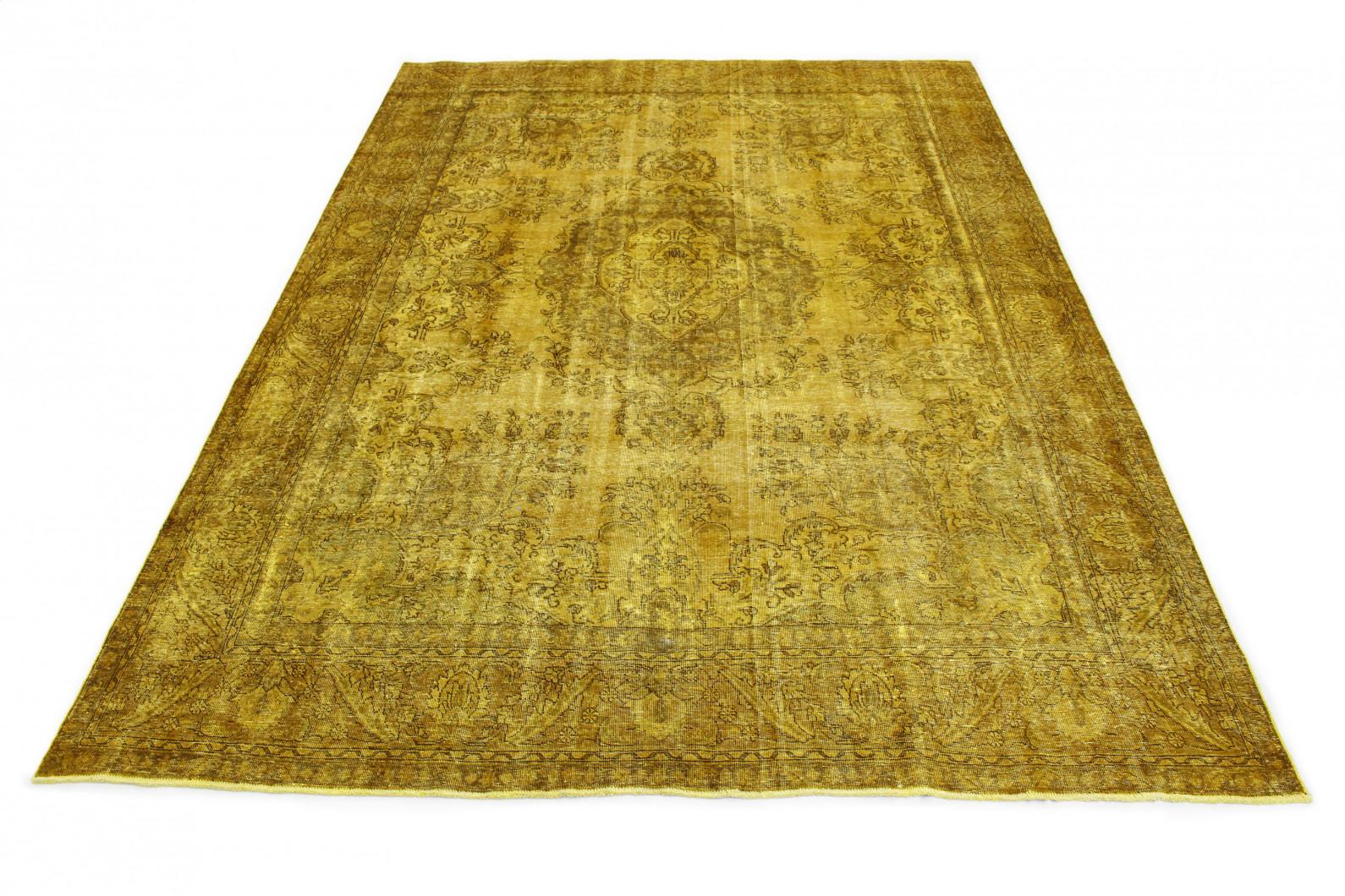 Vintage Teppich Gold in 420x290 (1 / 5)