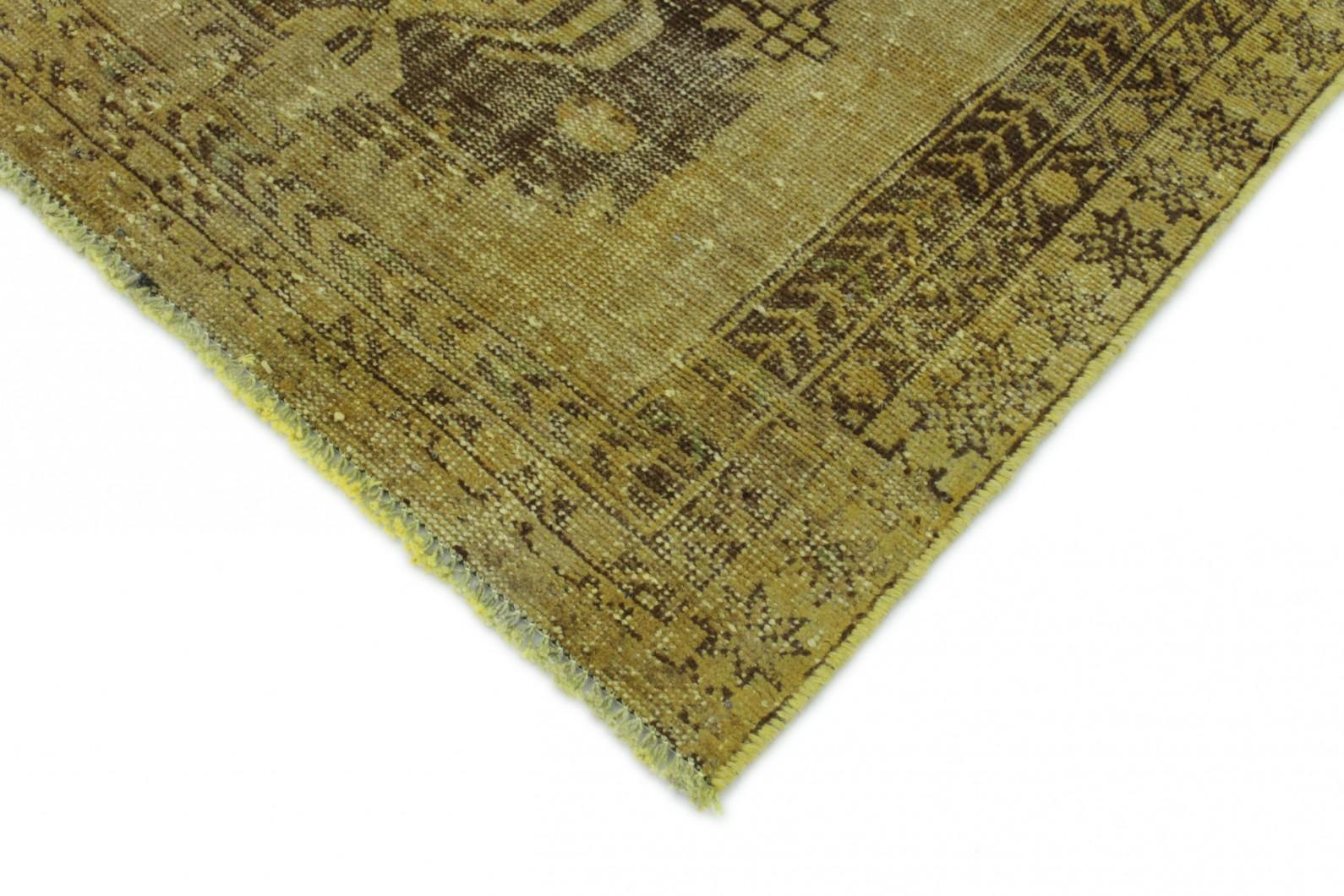 vintage teppich beige gelb in 190x110 1001 167003 bei kaufen. Black Bedroom Furniture Sets. Home Design Ideas
