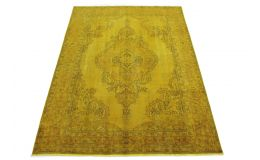 Vintage Rug Yellow Gold in 290x200