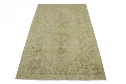 Vintage Teppich Beige in 330x210