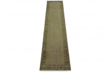 Vintage Teppich Beige Sand in 400x80 1001-167026