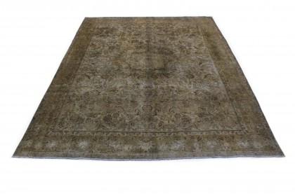 Vintage Teppich Grau in 380x300