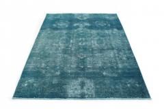 Vintage Teppich Türkis in 260x170
