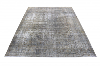Vintage Teppich Grau in 380x290 1001-167169