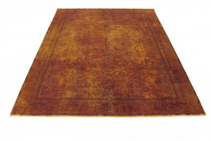 Vintage Teppich Orange in 370x270 1001-167172