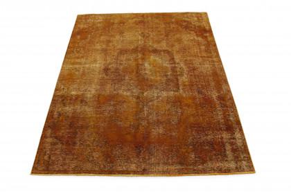 Vintage Teppich Orange Rost in 290x200 1001-167173