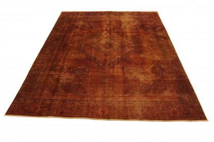 Vintage Teppich Orange in 390x280 1001-167174