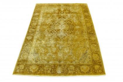 Vintage Teppich Gold in 290x190
