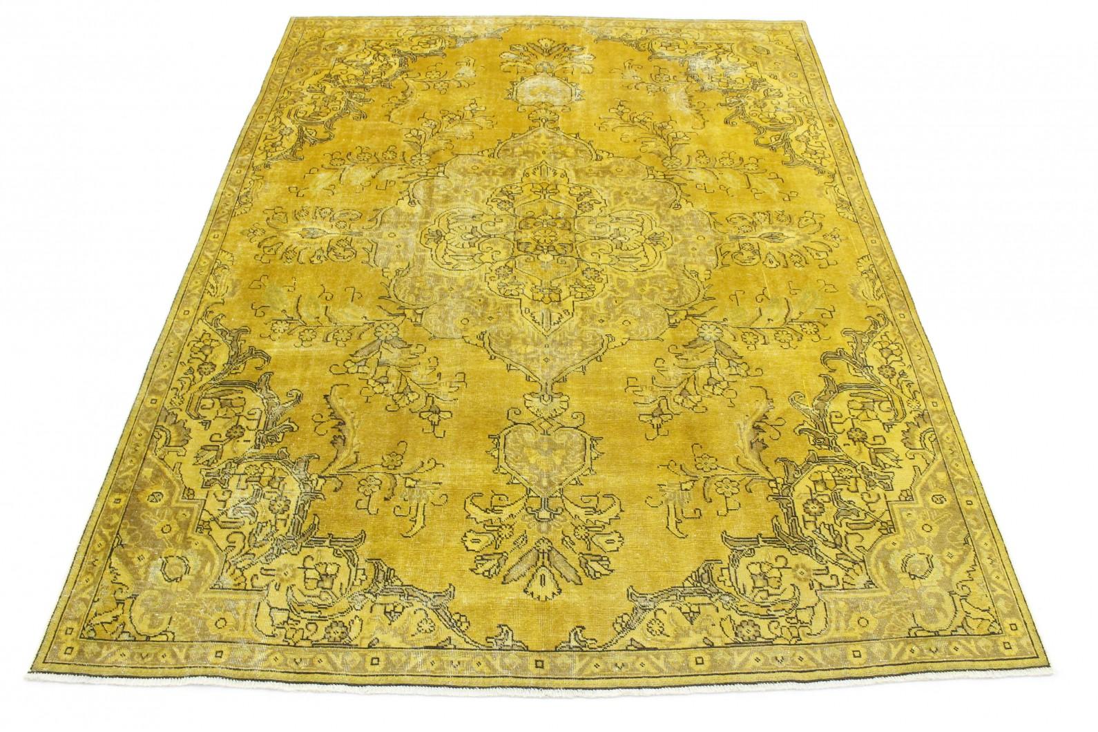 Vintage Teppich Senf in 330x230 (1 / 3)