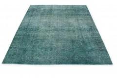 Vintage Teppich Türkis in 360x290