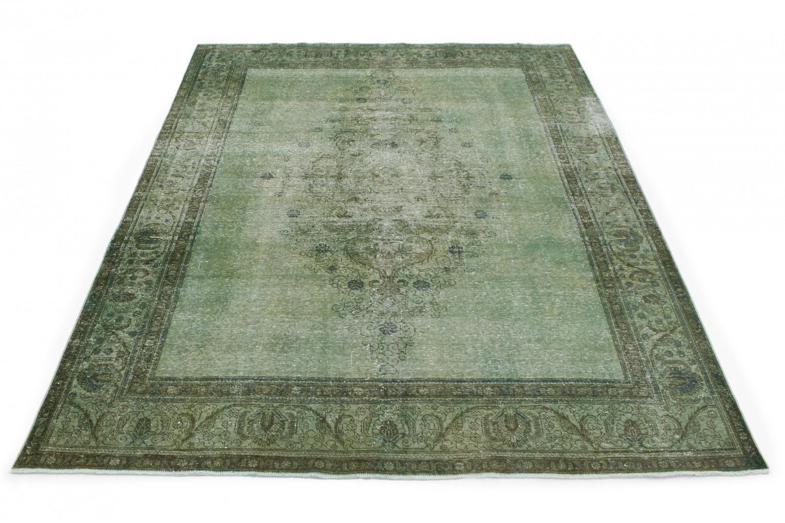 vintage teppich t rkis in 350x270 1001 167217 bei. Black Bedroom Furniture Sets. Home Design Ideas