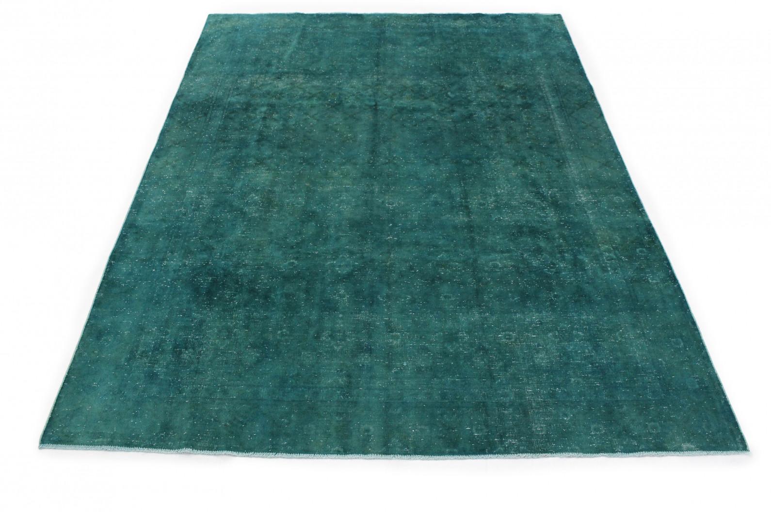 Vintage Teppich Türkis Grün In 340x240