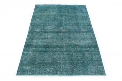 Vintage Teppich Türkis in 270x170