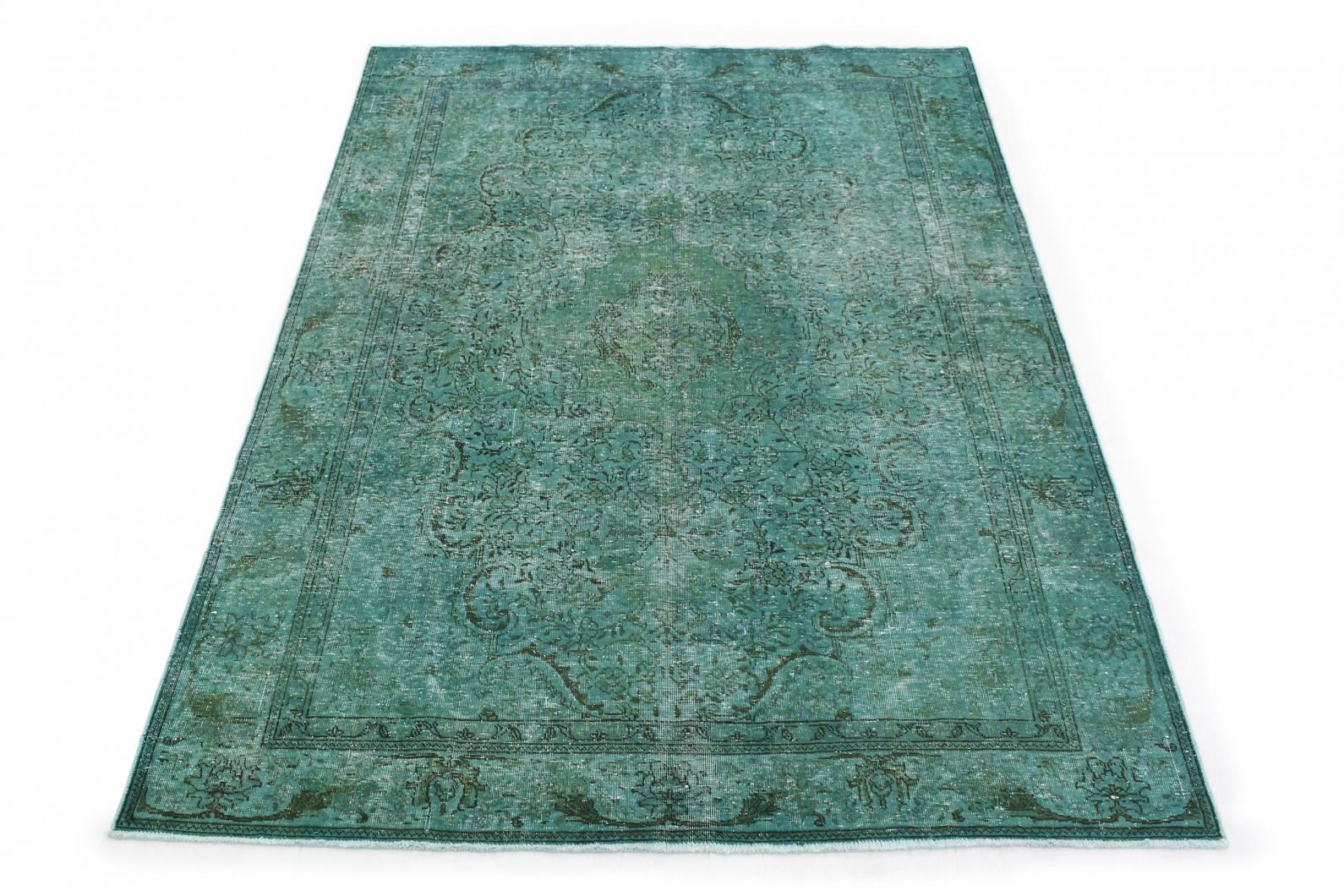 vintage teppich t rkis in 290x200 1001 167240 bei kaufen. Black Bedroom Furniture Sets. Home Design Ideas