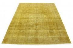 Vintage Teppich Gold in 390x300