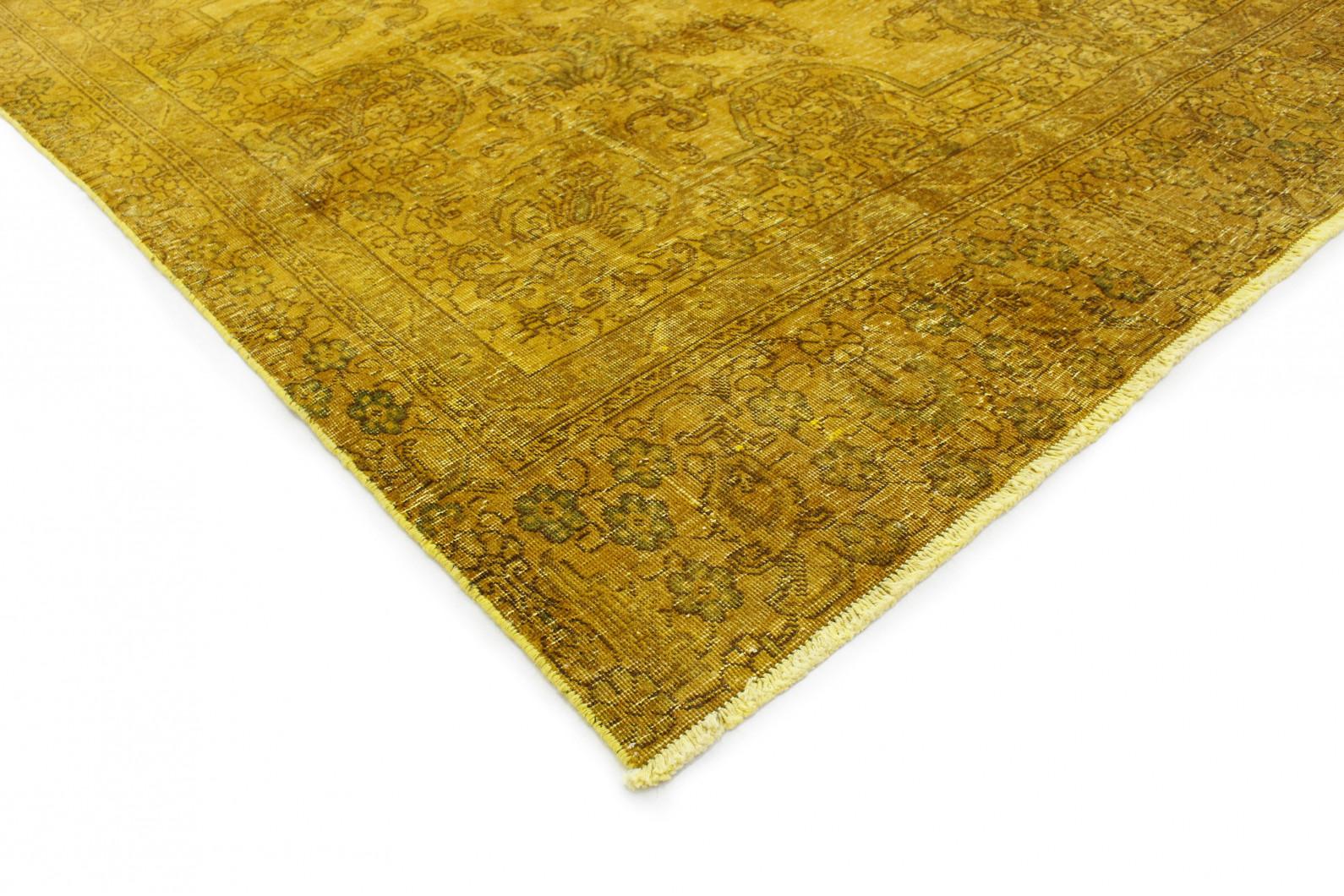 vintage teppich gold in 410x260 1001 167247 bei. Black Bedroom Furniture Sets. Home Design Ideas
