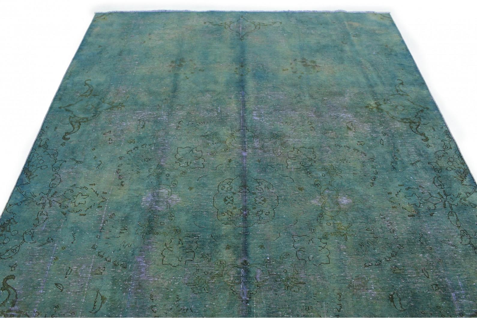 vintage teppich t rkis in 310x200 1001 177247 bei. Black Bedroom Furniture Sets. Home Design Ideas