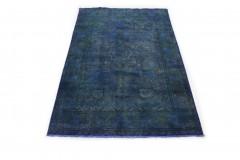 Vintage Teppich Blau in 300x190