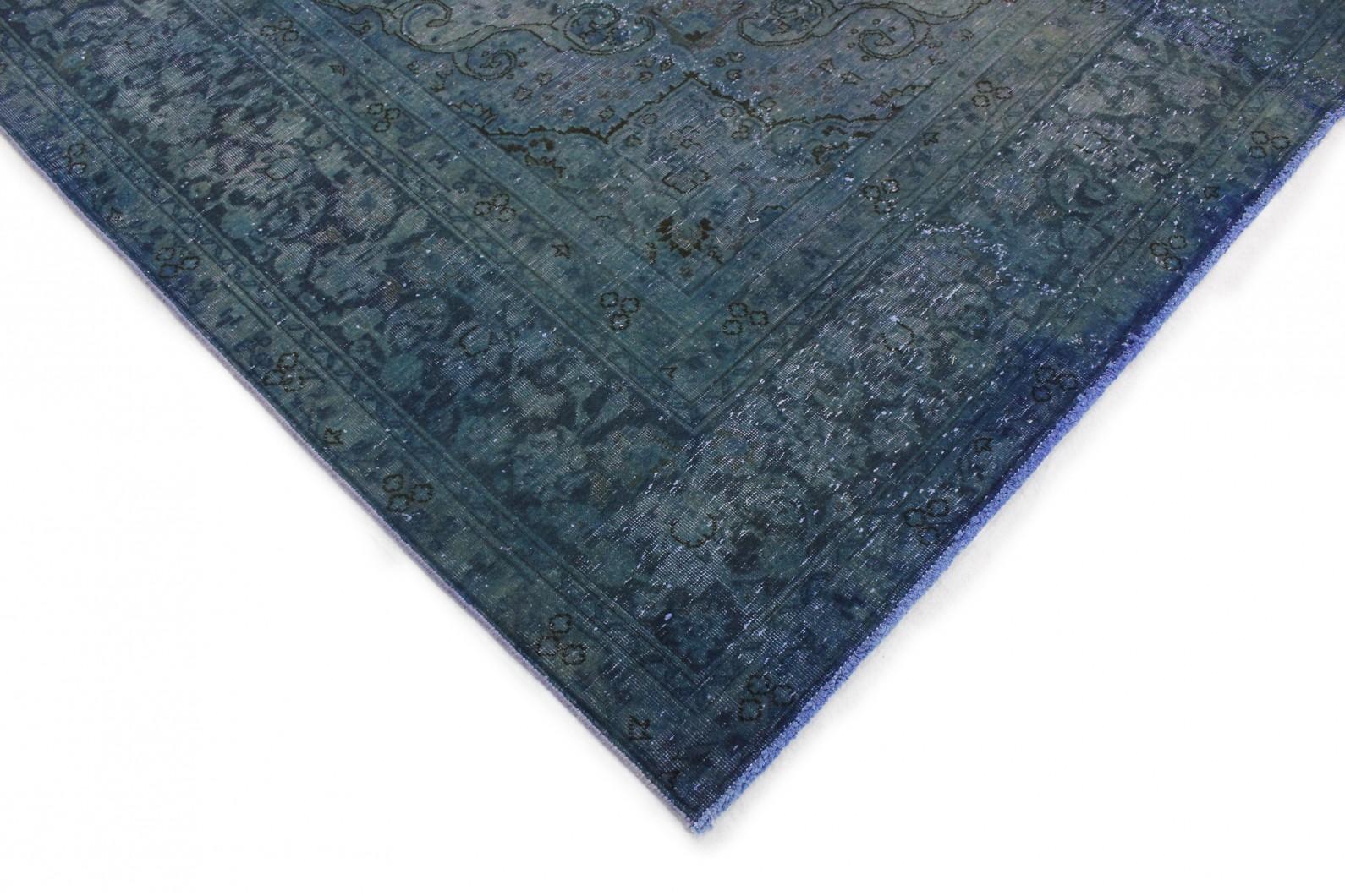 vintage teppich blau in 380x290 1001 177256 bei. Black Bedroom Furniture Sets. Home Design Ideas