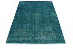Vintage Teppich Türkis in 320x240