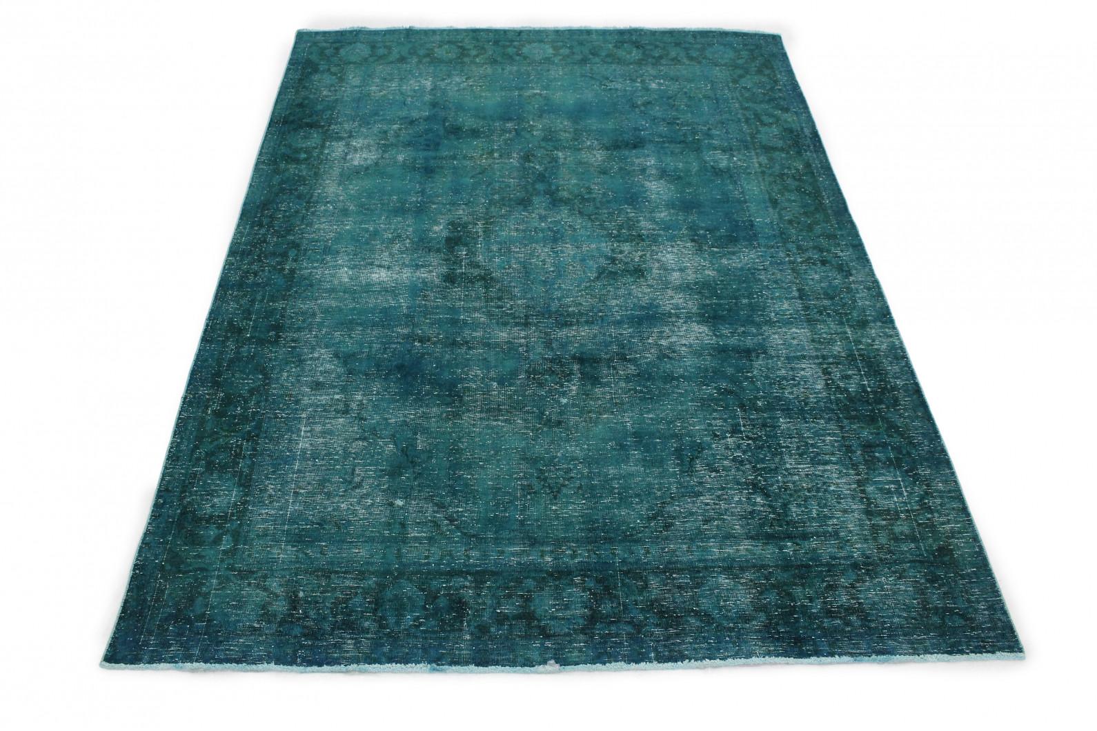 vintage teppich t rkis in 340x240 1001 177261 bei. Black Bedroom Furniture Sets. Home Design Ideas