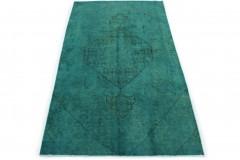Vintage Teppich Türkis in 320x180