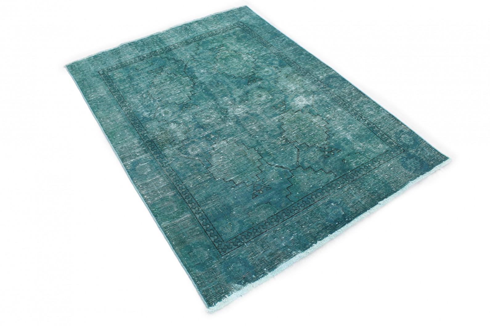 vintage teppich gr n in 180x130 1001 177269 bei kaufen. Black Bedroom Furniture Sets. Home Design Ideas