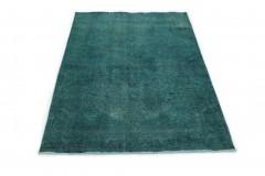 Vintage Teppich Türkis in 280x200