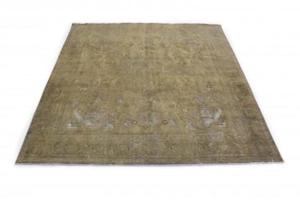 Vintage Teppich Sand in 330x290