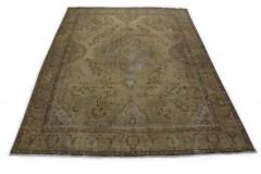 Vintage Teppich Beige in 390x290