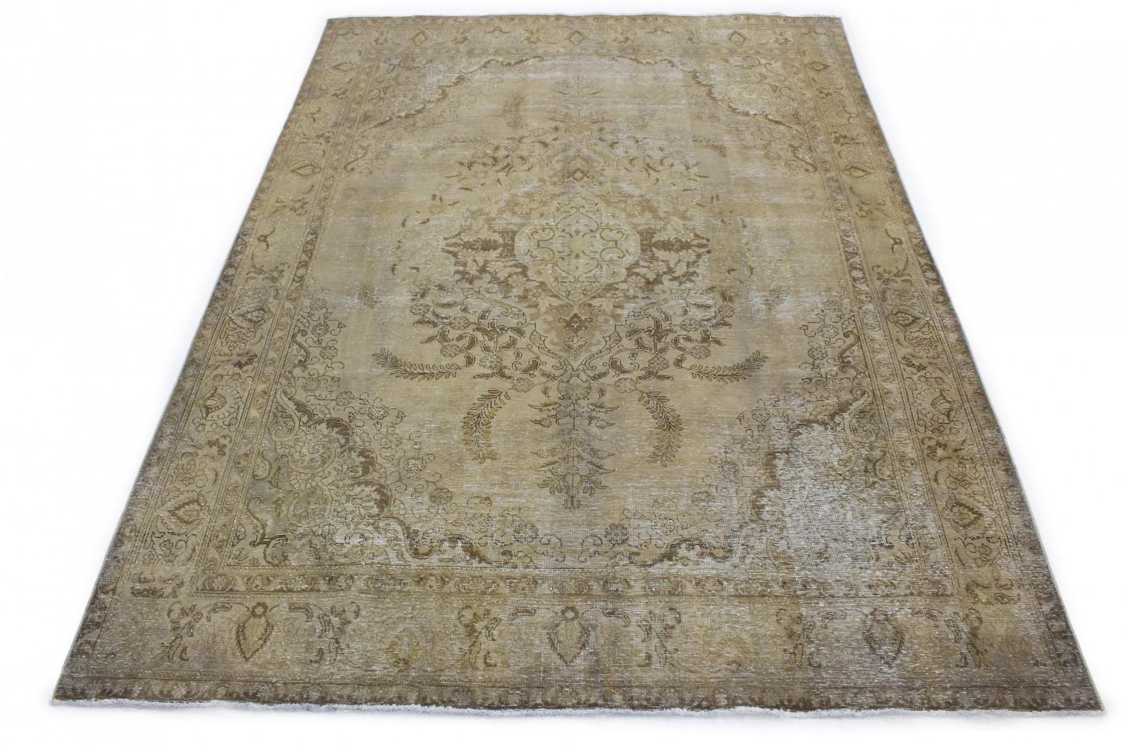 Vintage Teppich Sand in 380x280 (1 / 5)