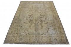 Vintage Teppich Sand in 380x280