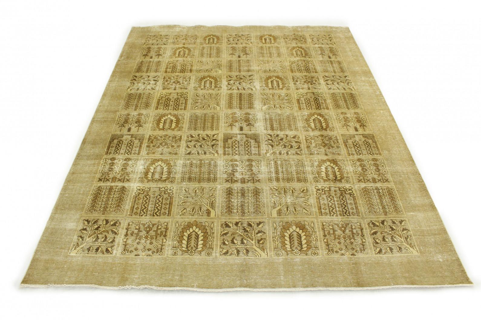 Vintage Teppich Beige in 390x300