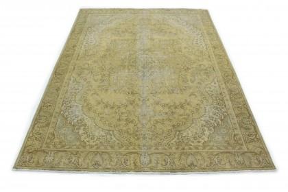 Vintage Teppich Beige in 380x280