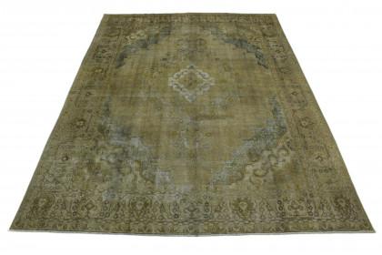 Vintage Teppich Beige in 400x290