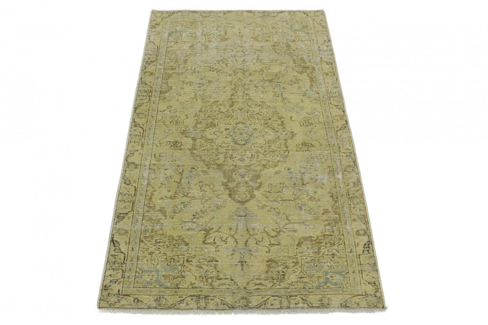 Vintage Teppich Beige in 230x120 (1 / 4)