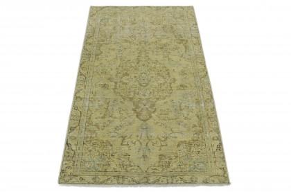 Vintage Teppich Beige in 230x120