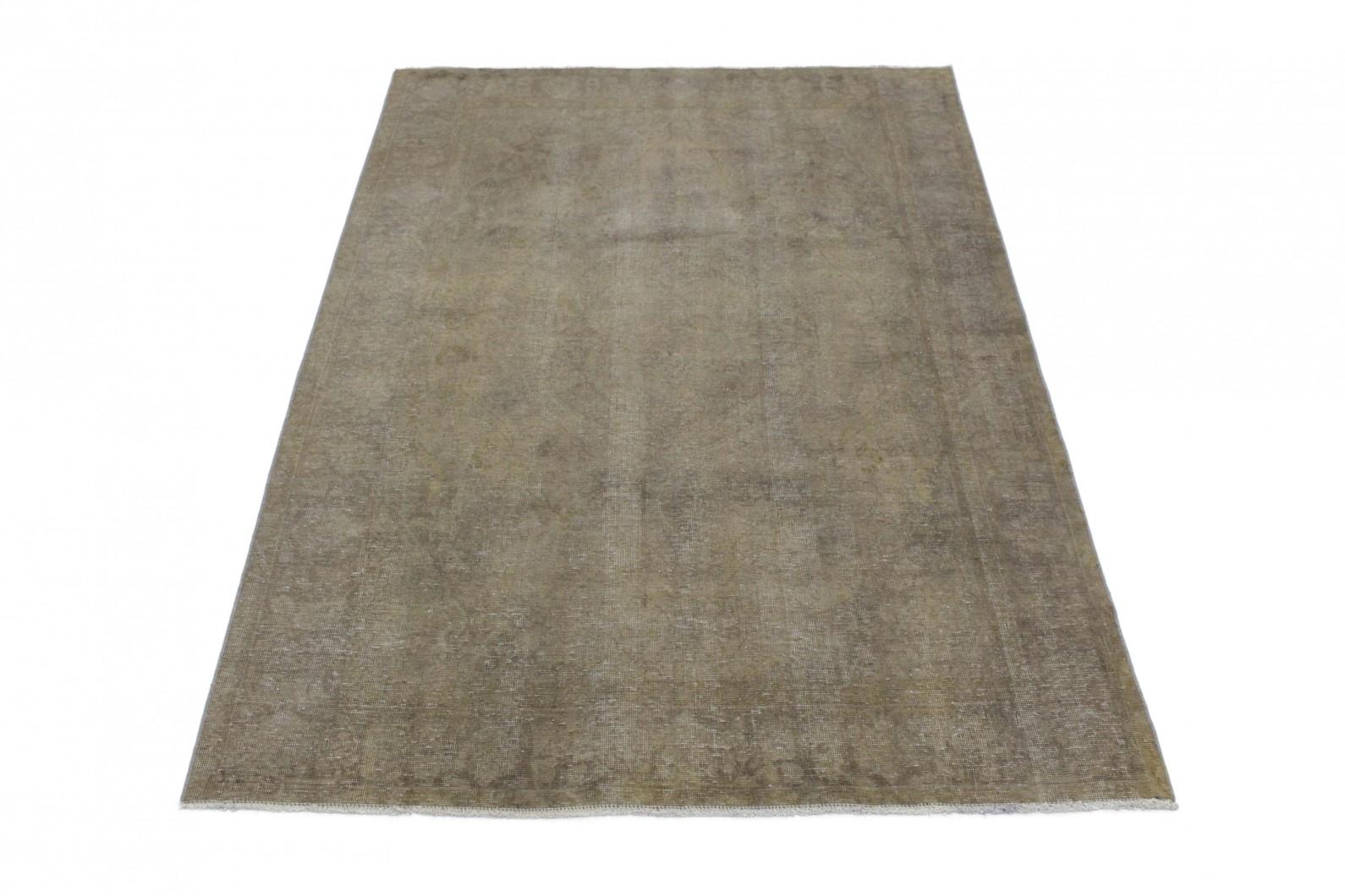 Vintage Teppich Beige Grau in 290x190 (1 / 4)