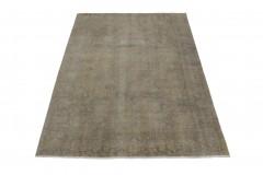 Vintage Teppich Beige Grau in 290x190