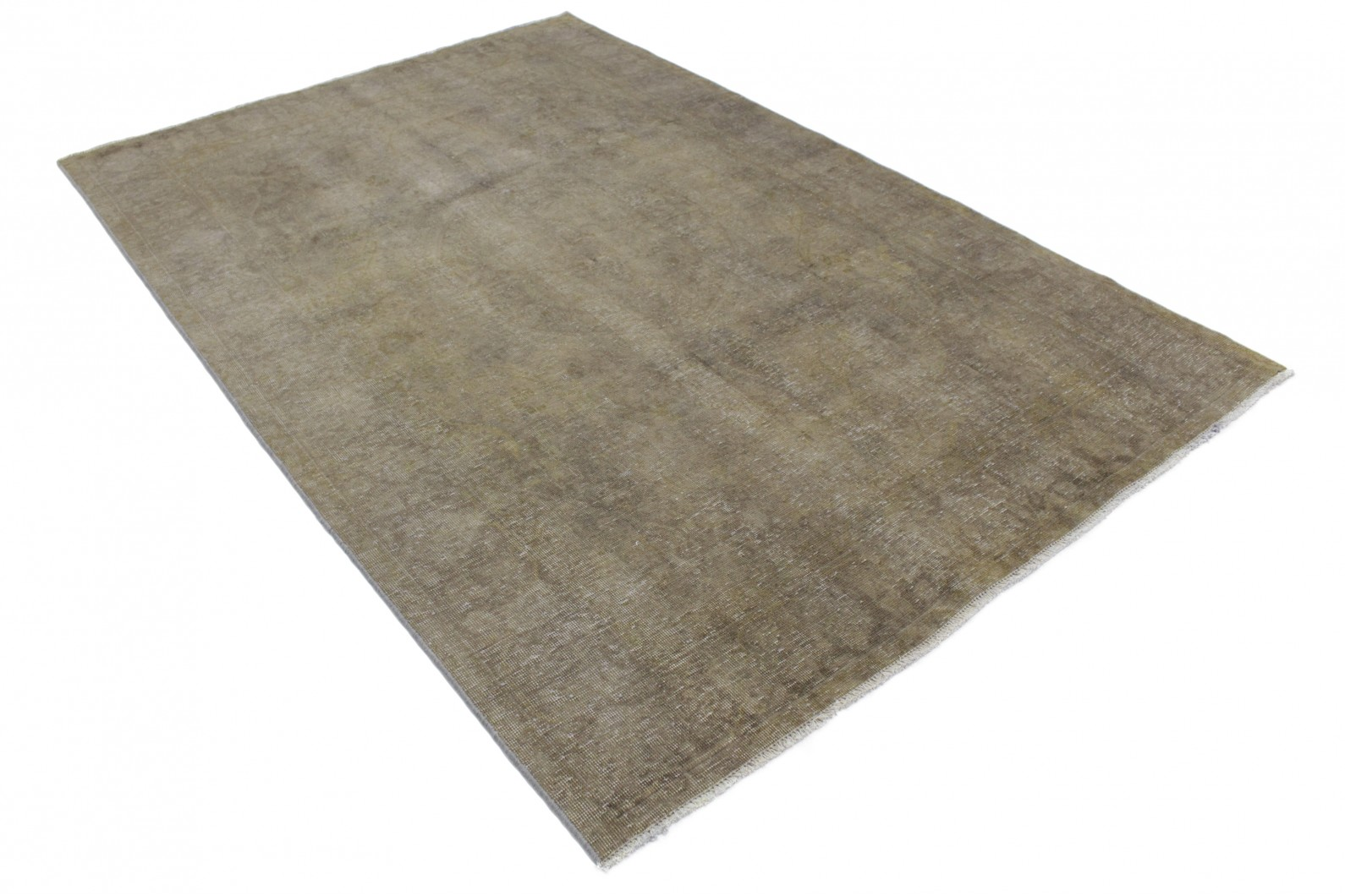 vintage teppich beige grau in 290x190 1001 177292 bei. Black Bedroom Furniture Sets. Home Design Ideas