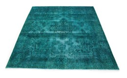 Vintage Rug Turquoise in 310x300