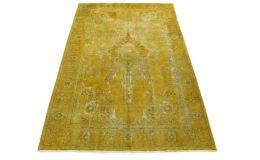 Vintage Teppich Gelb in 300x200