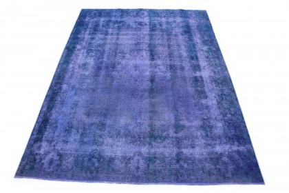 Vintage Teppich Lila in 330x240