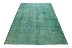 Vintage Teppich Türkis in 330x230