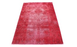 Vintage Teppich Rot in 180x130