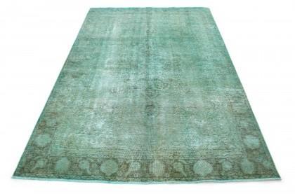 Vintage Rug Turquoise in 340x230