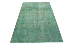 Vintage Rug Turquoise Green in 270x180