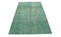 Vintage Teppich Türkis Grün in 270x180