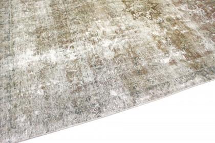 Vintage Teppich Grau Beige In 360x240 1001 191117 Carpetido De