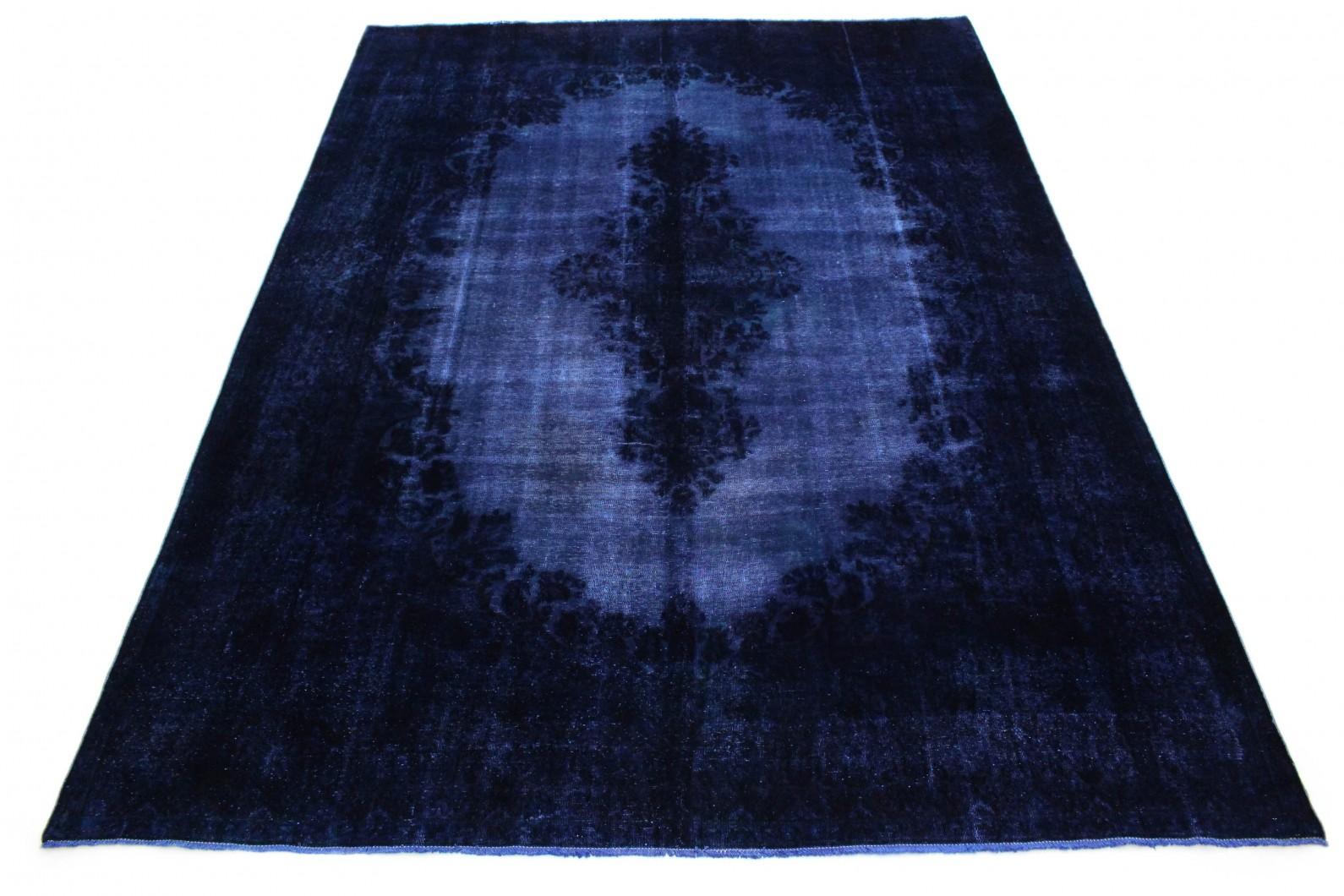 Vintage Teppich Lila Blau in 410x300 (1 / 7)